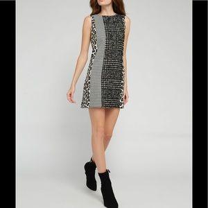 Super mix wool  dress
